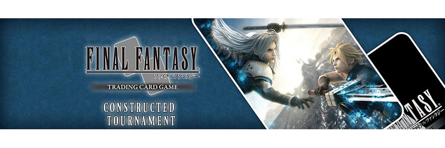 Final Fantasy TCG Tourney